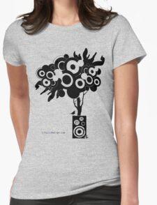Funky Speaker Tree T-Shirt