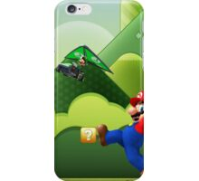 Mario and Luigi Phone Case iPhone Case/Skin