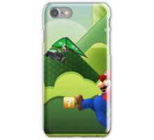 Mario and Luigi Phone Case iPhone Case/Skin