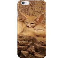 Fennec Fox Love iPhone Case/Skin