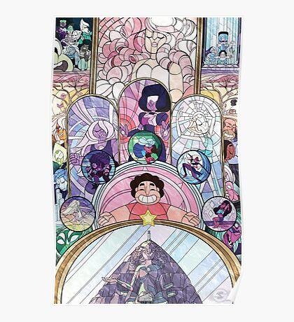 Steven's Universe Poster