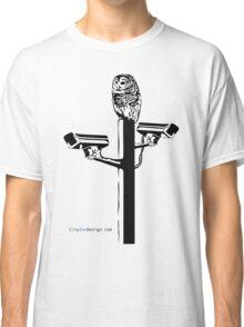 Watch Owl Classic T-Shirt