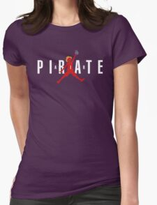 Air Pirate Womens Fitted T-Shirt