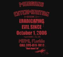 Morgan exterminators by Unicornkiller