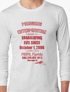 Morgan exterminators Long Sleeve T-Shirt