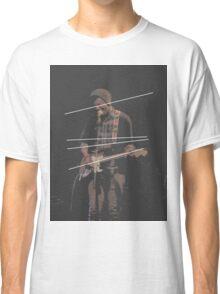 Holland Tunnel Guitarist Classic T-Shirt