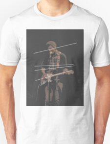 Holland Tunnel Guitarist T-Shirt