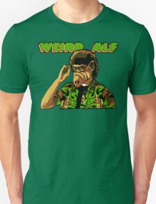 "Weird ""Alf"" Yankovic T-Shirt"