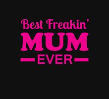 mothers day, best, mum Womens Fitted T-Shirt