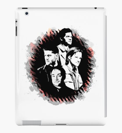 Supernatural - Heaven, Earth, and Hell iPad Case/Skin