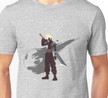 Cloud Strife - Sunset Shores Unisex T-Shirt