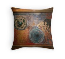 The Discovery, Find Throw Pillow