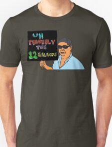 Frank Chu & the 12 Galaxies Unisex T-Shirt