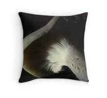Mushroom. Throw Pillow