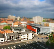 Miniature Leicester by Olivia Parker-Scott