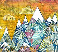 Maps and Mountains by Madara Mason