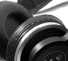 AKG K340 Headphones by Perry Van Dongen