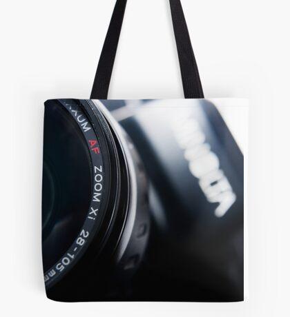 AutoFocus Zoom Tote Bag