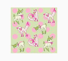 Cats and Deer polka dots Unisex T-Shirt