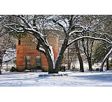Barnard's Mill Granary Photographic Print