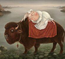 Sleeping Beauty   81 x 64 cm     Request Price  by Irena Aizen