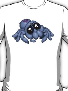 Cute Blue Spider T-Shirt