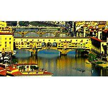 Ponte Vechhio Photographic Print
