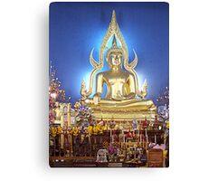 Buddha Thailand Canvas Print