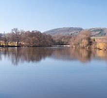 Lake at Witley Court, Worcester by nikonpicon