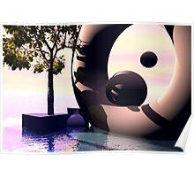 Waterworld dream Poster