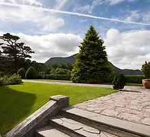 Muckross gardens, Ireland. by Alena K.