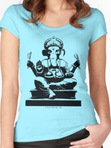 Ganesh Women's Fitted Scoop T-Shirt