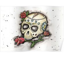 Dead with Roses Poster