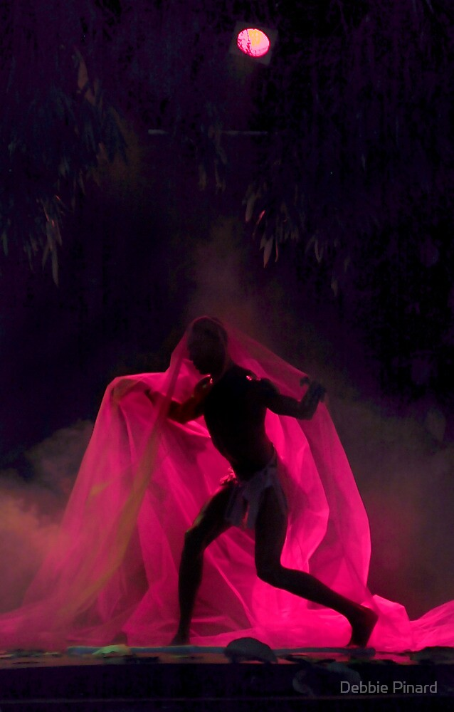 Dance 2 - Cuba by Debbie Pinard