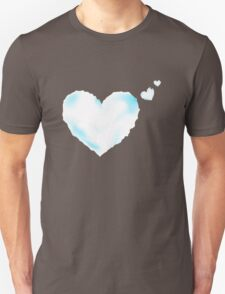 heart cloud T-Shirt