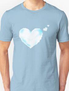 heart cloud Unisex T-Shirt