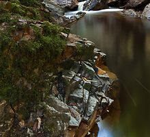 Holwell Gorge  by Kylie  Sheahen