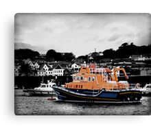 Guernsey Lifeboat Canvas Print