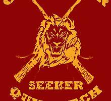 Gryffindor Seeker by krishnef