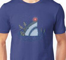 Rudolph Shark Unisex T-Shirt