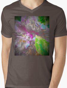A flower's charm Mens V-Neck T-Shirt
