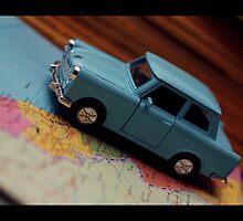 Trabant Traveller by Matt Becker
