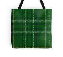 00362 Wexford County (District) Tartan  Tote Bag