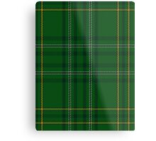 00362 Wexford County (District) Tartan  Metal Print