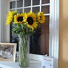 Sunshine In A Vase by joycee