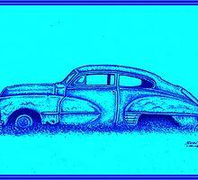 """""""Cadillac ... Cadillac..."""" by Sean Phelan"""