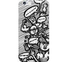 BROMEGEDDON!!! iPhone Case/Skin