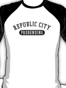 Republic City Probending (Black) T-Shirt