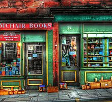Old Book Store  by Don Alexander Lumsden (Echo7)