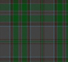 00366 Wicklow County District Tartan  by Detnecs2013